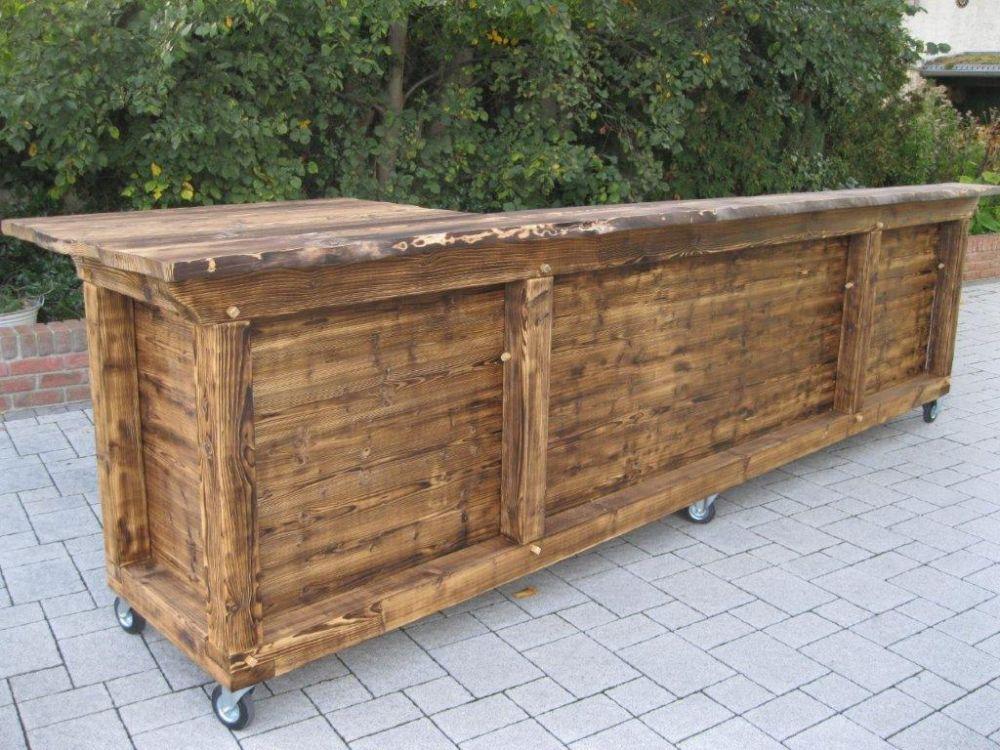 Rustikal. Simple Bad Aus Holz Gestalten U Ideen Fr Rustikale With ...